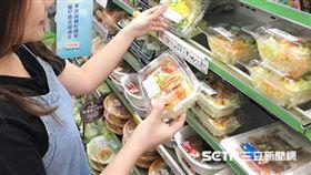 超商、便利商店、便當(圖/超商提供)
