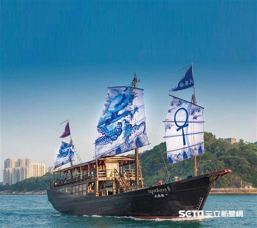香港「潮遊香港吃拍買」拍照指南,分為四大色系,滿足旅客拍照打卡需求。香港景點,大張保號。(圖/港旅局提供)