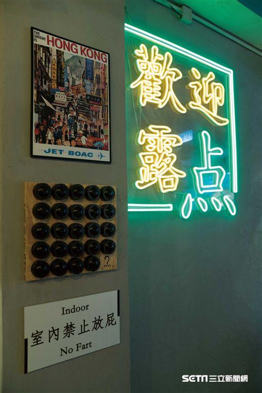 香港「潮遊香港吃拍買」拍照指南,分為四大色系,滿足旅客拍照打卡需求。香港景點, 歡迎露點。(圖/港旅局提供)