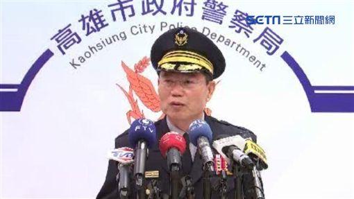高雄市警察局長李永癸