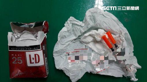 毒品,海洛因,戒不掉,攔查,逮捕,高雄
