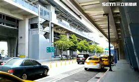 台南,高鐵,高鐵首例,月台墜落(圖/翻攝畫面)