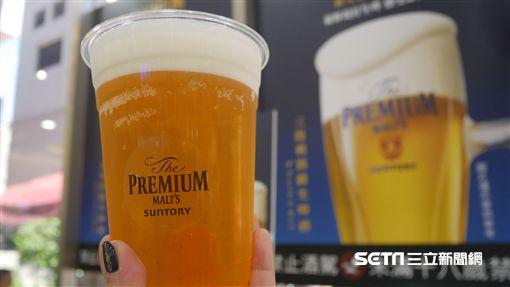 生啤酒,統一超商。(圖/記者馮珮汶攝)