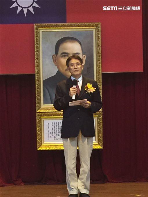 ▲新任體育署長高俊雄。(圖/記者林辰彥攝影)