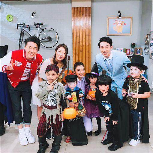 ▲鍾晴是香港兒童節目主持人。(圖/翻攝自IG)