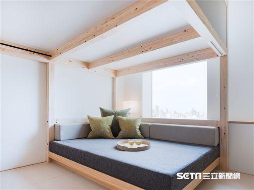 2018上半年全球最新旅館。星野集團OMO5東京大塚。(圖/易遊網提供)