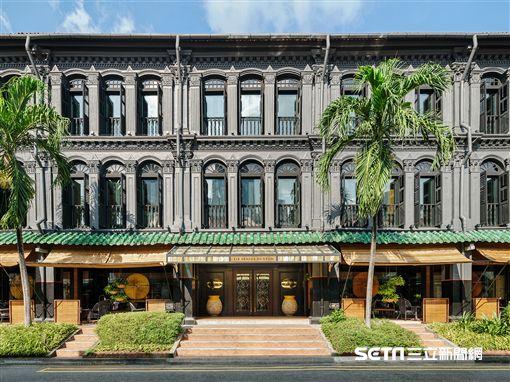 2018上半年全球最新旅館。新加坡六善酒店。(圖/易遊網提供)