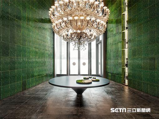 2018上半年全球最新旅館。上海鏞舍酒店。(圖/易遊網提供)