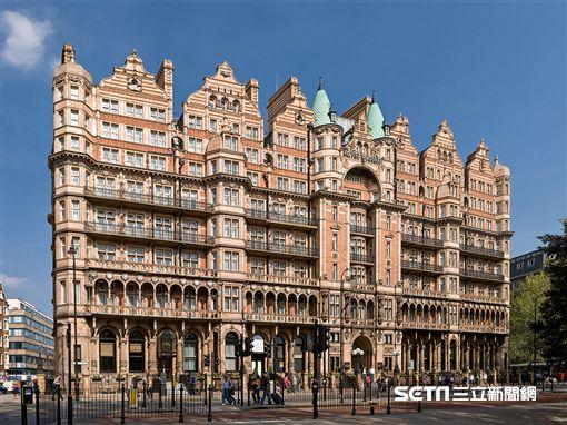 2018上半年全球最新旅館。倫敦普林西普酒店。(請標示圖片來源_攝影師David Iliff)