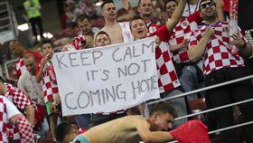 ▲克羅埃西亞首次踢進世界盃決賽。(資料照/美聯社/達志影像)