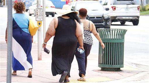 肥胖,過重 示意圖/Pixabay