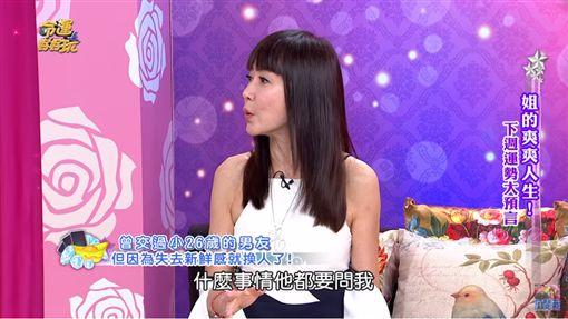 羅霈穎談小26歲男友/YouTube