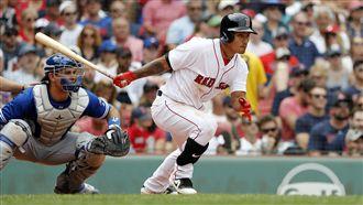 紅襪迎接明星二壘手 林子偉讓出背號