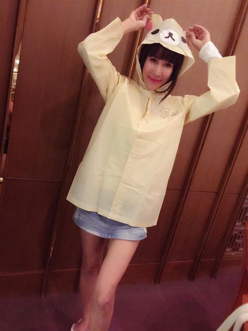 羅霈穎(圖/翻攝自臉書)