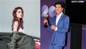 邱澤獲得最佳男主角獎/楊丞琳。(記者邱榮吉/攝影)/翻攝臉書