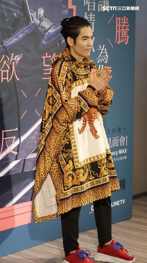 蕭敬騰宣布巡演再加場 圖/記者李嘉翎攝影