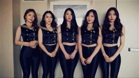 韓國女團一起「虧雞」 Girls' Day珉雅姐姐來了 WANNA.B 圖/翻攝自wannab_zenith IG