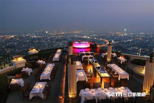 景觀餐廳,露天餐廳,全球5大人氣露天用餐目的地(圖/Booking.com提供)