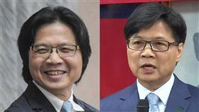 新任教育部長葉俊榮剪髮。