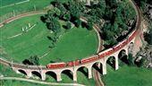瑞士鐵道全覽!多種交通工具鮮體驗