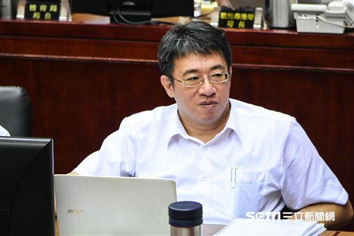 台北市政府副秘書長陳志銘。 (圖/記者林敬旻攝) ID-1446996