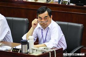 台北市副市長鄧家基。 (圖/記者林敬旻攝)