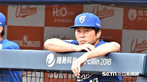 富邦悍將總教練葉君璋。(資料照/記者王怡翔攝)