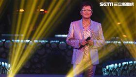 譚詠麟自豪體力、爆發力不輸時下年輕歌手。(圖/銀魚音樂提供)