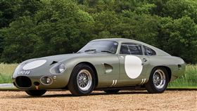 Aston Martin DP215賽車。(圖/翻攝Rmsothebys網站)