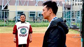 林美秀常對謝祖武「手來腳來」,讓磊哥直呼受不了。(圖/奧瑪優勢提供)