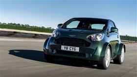 Aston Martin Cygnet V8概念車。(圖/翻攝Aston Martin網站)