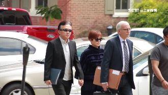 孫鵬夫婦現身賓州 疑和律師商討對策