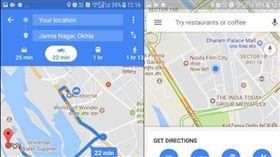 機車族不用擔心誤闖國道了!Google地圖近日推出新功能「機車導航」,路線建議與汽車導航建議不相同,主要針對摩托車規劃。不過該功能目前只在Android App上線,iOS與PC還沒有此功能。(圖/翻攝自motorbikewriter)