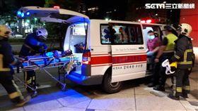 男童,墜樓,無呼吸,送醫,家屬,社區,新莊