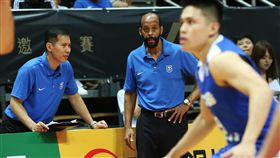 中華藍教練帕克(圖/中華籃協提供)