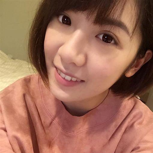 「學姊」黃瀞瑩。(翻攝臉書)