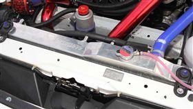 水箱,車訊網,水溫,冷卻系統,降溫,引擎 圖/車訊網