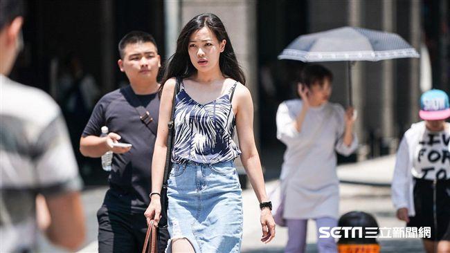 台北高溫破歷史紀錄 37度熱到週三