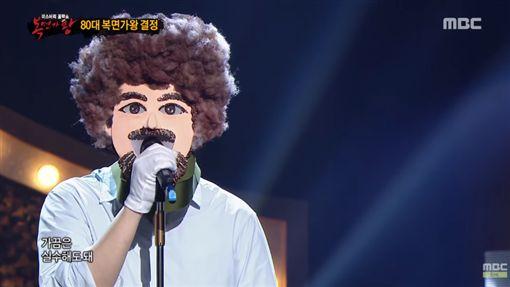 SHINee,鐘鉉,嘆息,蒙面歌手,鮑伯魯斯(圖/翻攝自YouTube)