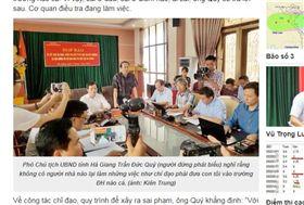 越南聯考爆醜聞 教育官員涉竄改成績 (圖/翻攝自vietnammoi.vn)