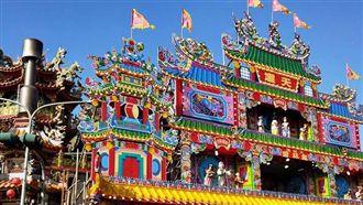 三百年來最大集結 鳳林宮史上最大醮