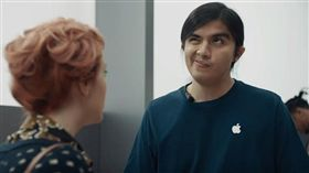 手機,三星,iPhone X,LTE,Apple Store,蘋果 翻攝影片