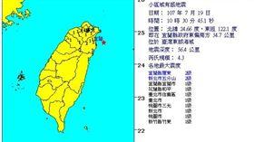 地震/氣象局