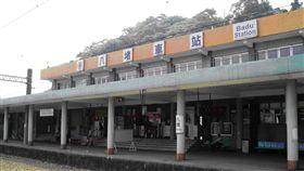 八堵火車站 圖翻攝自台灣鐵路管理局