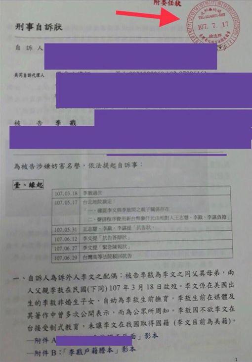 李文、李勘/FB