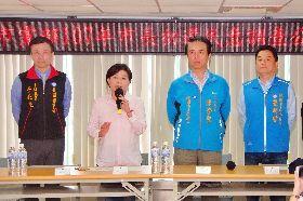 陳學聖代表國民黨角逐桃園市長