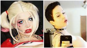 美國紐約女模Gia Gotham(圖/翻攝自mediadrumworld網站、Gia Gotham推特)