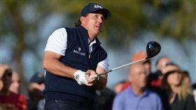 米克森是PGA超人氣球星。(圖/翻攝自米克森Twitter)