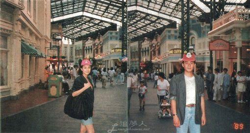 劉嘉玲,梁朝偉,微博,香港,放閃 圖/翻攝自微博