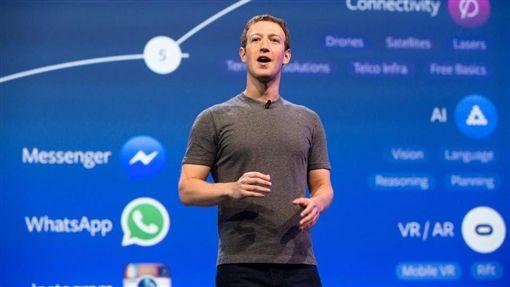 Mark Zuckerberg 馬克祖克柏 Facebook(圖/翻攝自臉書)